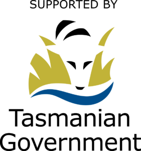 Supported by Tasmanian Government